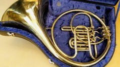 Presentation French Horn Franz Strauss
